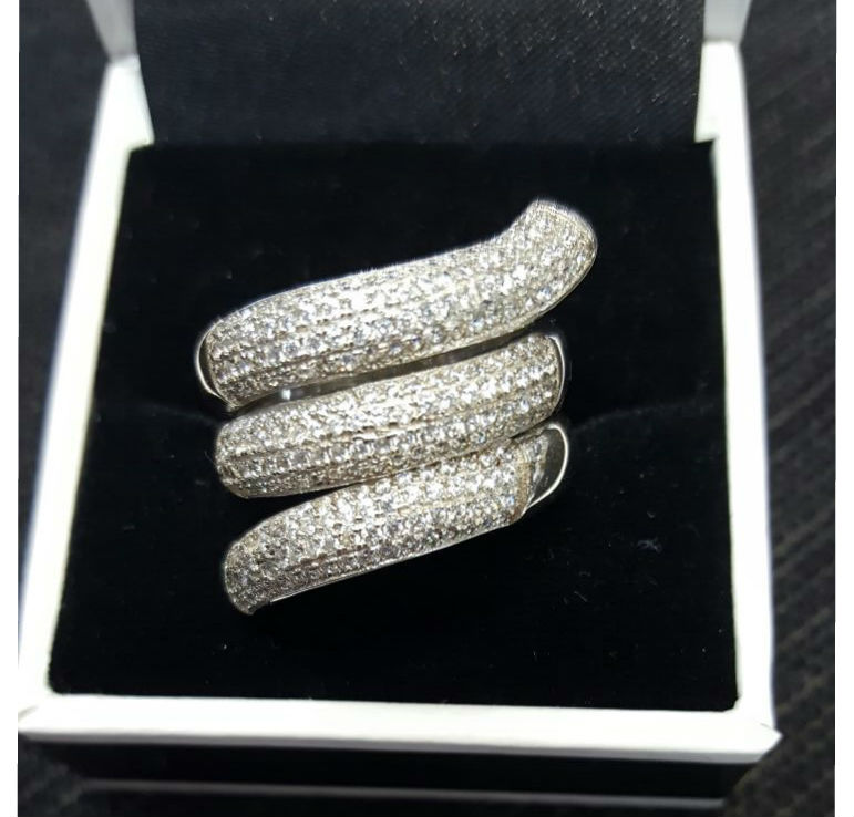 silver ring the gold market